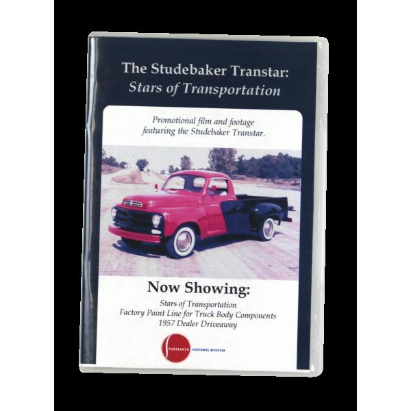 Stars of Transportation DVD