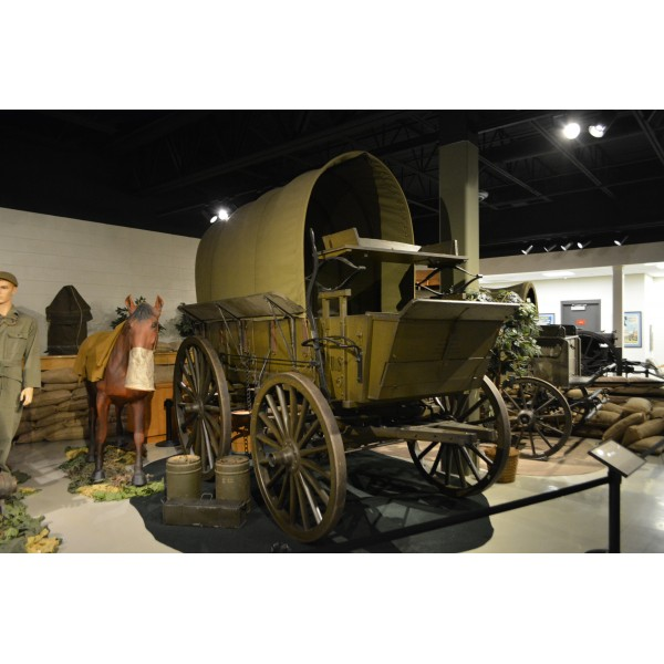 1917 Army Escort Wagon