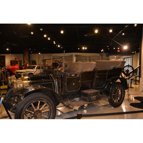 1910 Packard Model 18
