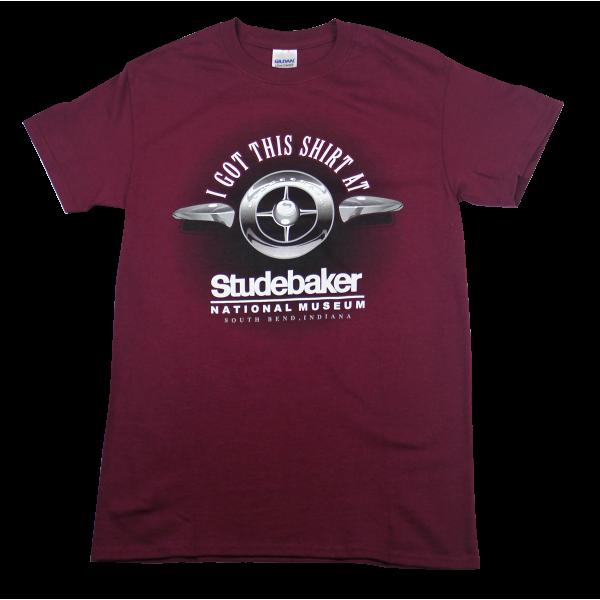 Studebaker Museum Bulletnose T-Shirt