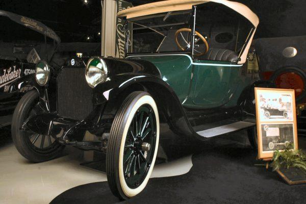 1916 Roadster