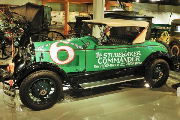 1928 Commander Roadster