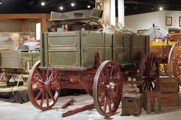 1920 Farm Wagon
