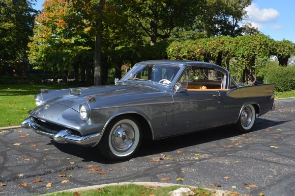 1958 Packard Hawk, AAC