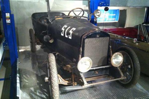 1920 Light Six Racing
