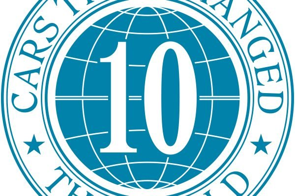 Ten Cars that Changed the World Logo
