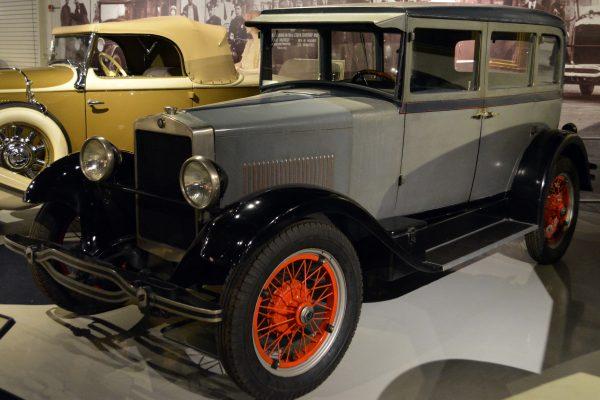 1928 Erskine, AAC