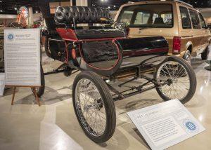 Curved Dash Oldsmobile