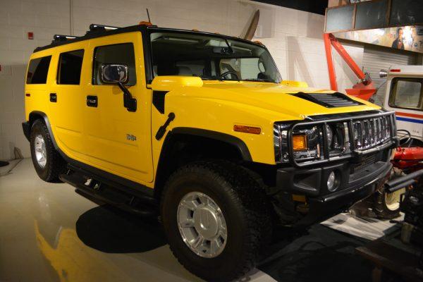 2002 Hummer