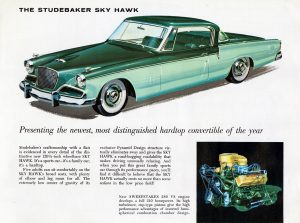 Studebaker Sky Hawk