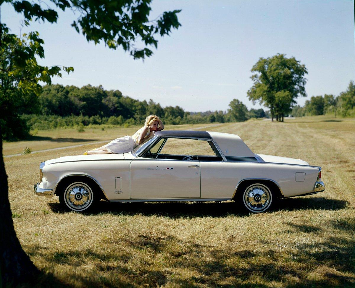 1964 Gran Turismo Hawk