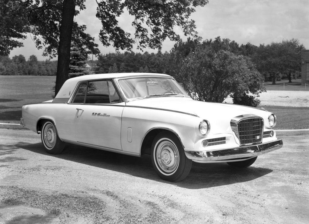1963 Gran Turismo Hawk