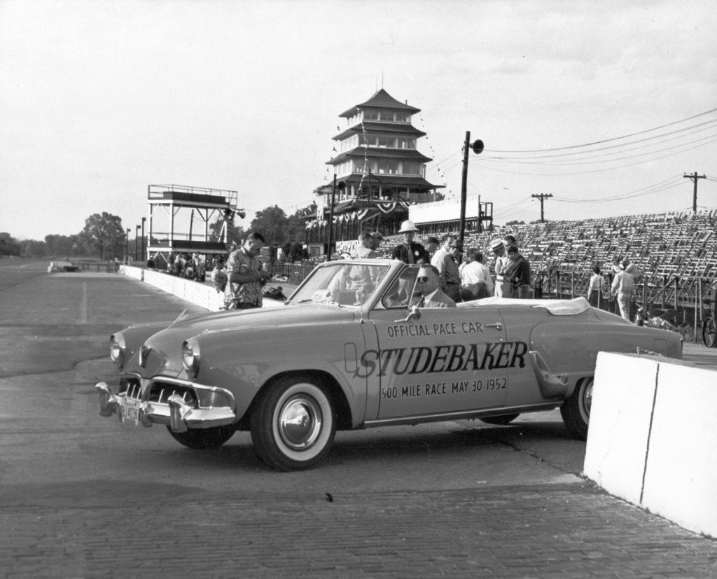 1952 Studebaker Pace Car