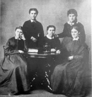 Studebaker Sisters