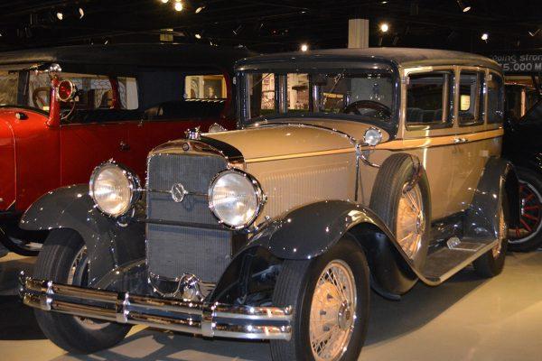 1929 President Seven Passenger Sedan