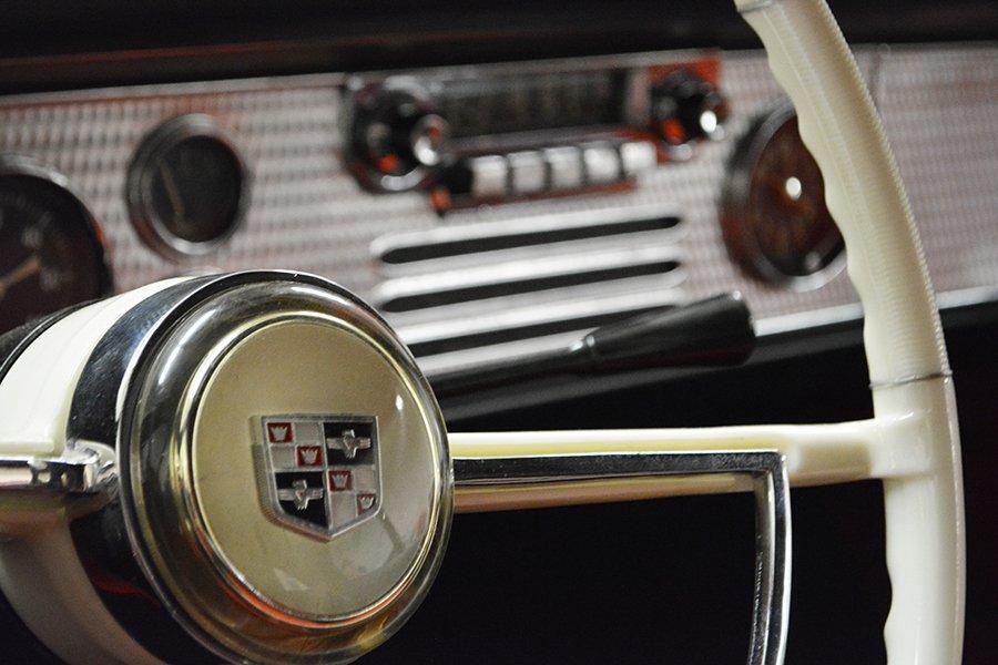 1956 Studebaker Golden Hawk Steering Wheel