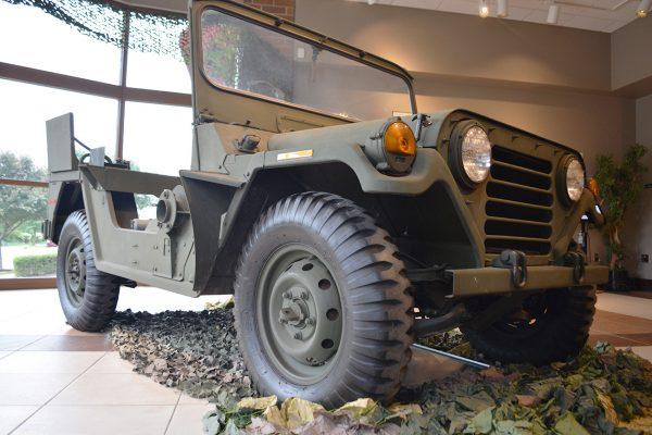 AM General Jeep