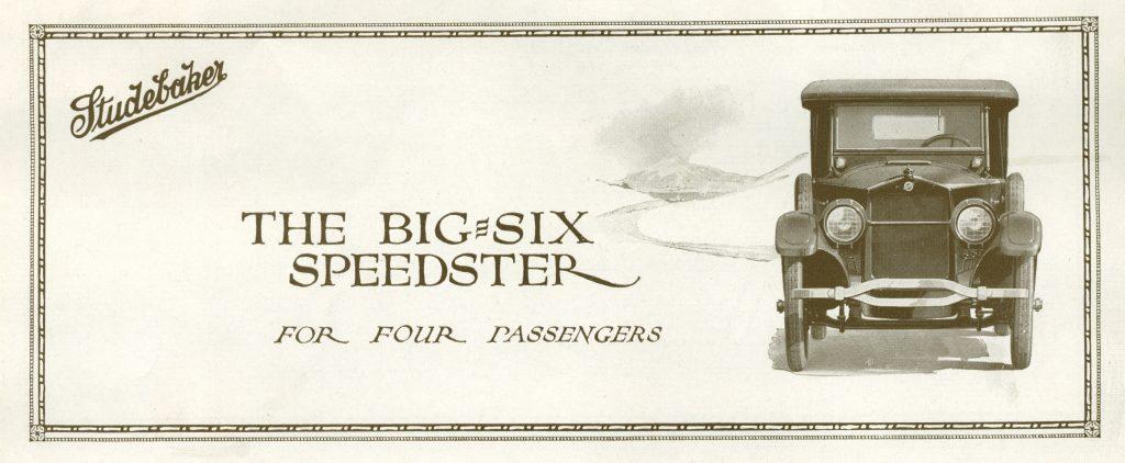 1923 Speedster